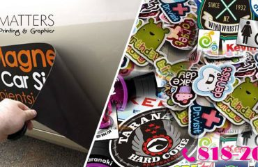 New Marketing for You with Sticker Printing in Glendale