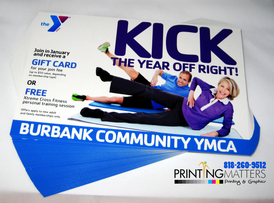 The Affordability of Full Color Printing in Burbank