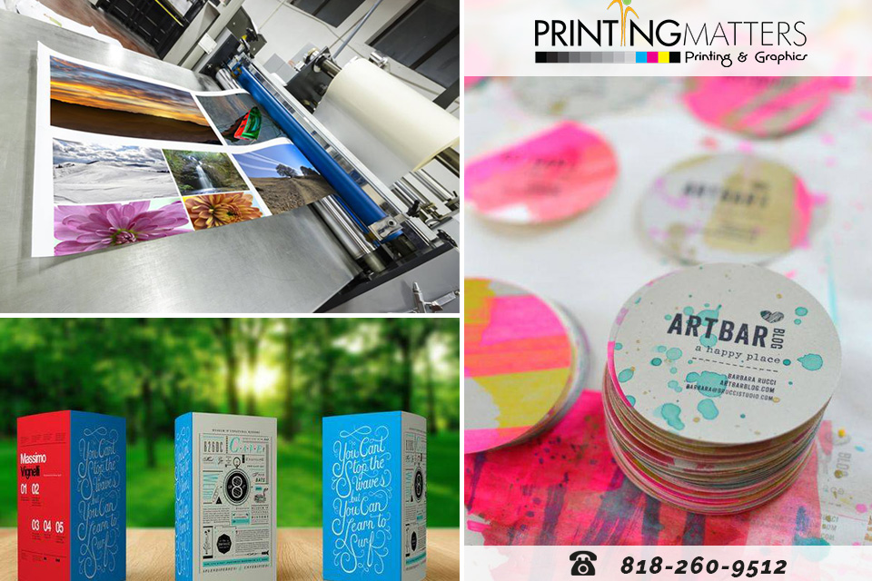 A Color Print Shop in Glendale is Perfect for Your Business Needs
