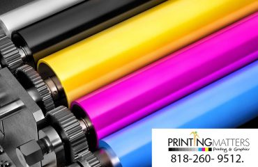 Market on a Budget with Short Run Color Printing in Burbank